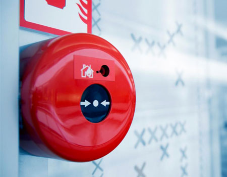 Système de détection d'incendie